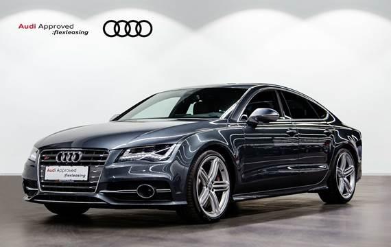 Audi S7 4,0 TFSi SB quattro S-tr.