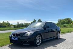 BMW 535d 3,0 Steptr.