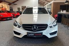 Mercedes E350 3,0 BlueTEC AMG Line stc. aut. 4-M