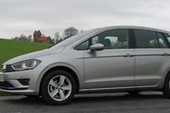 VW Golf Sportsvan 1,0 TSi 115 BlueMotion DSG