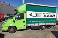 Iveco Daily 3,0 35S17,EEV,Plagborg 4,2m, MY 20  Ladv./Chas.