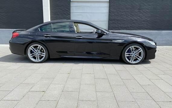 BMW 650i 4,4 Gran Coupé aut.
