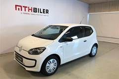 VW UP! 1,0 Bluemotion Take  5d
