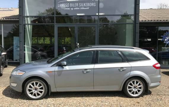 Ford Mondeo 1,6 Ti-VCT 125 Trend stc.