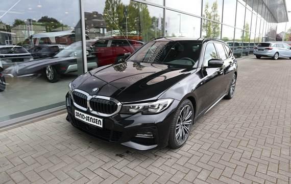 BMW 320d 2,0 Touring M-Sport aut. Van