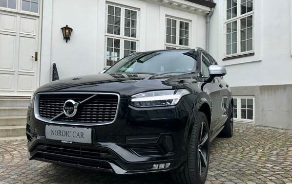 Volvo XC90 2,0 D5 235 R-Design aut. AWD
