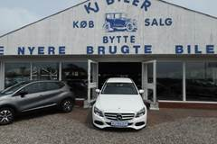 Mercedes C200 d 1,6 Business aut.