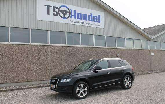 Audi Q5 3,0 TDi 240 quattro S-tr. Van