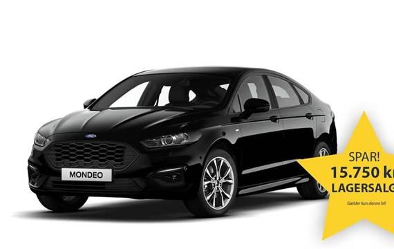 Ford Mondeo 2,0 EcoBlue ST-Line  5d 8g Aut.