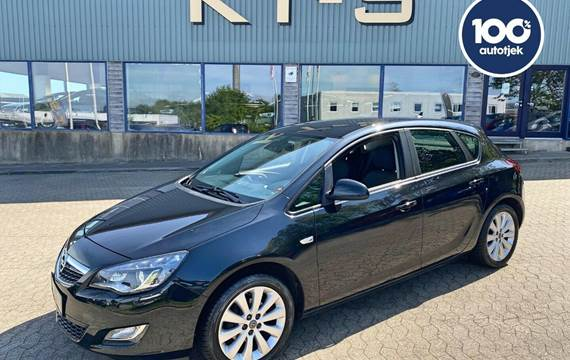 Opel Astra 1,4 T 140 Enjoy aut.