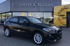 BMW X2 2,0 20I  Advantage SDrive Steptronic  5d 8g Aut.