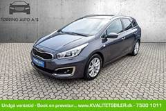 Kia Ceed 1,4 CVVT Attraction SW