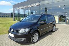 VW Touran 2,0 TDi 140 Highline DSG BMT