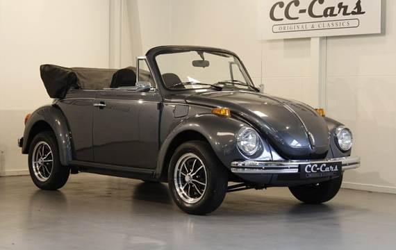 VW 1303 1,6 LS Cabriolet