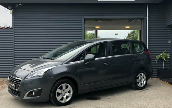 Peugeot 5008 2,0 HDi 150 Motion+ 7prs