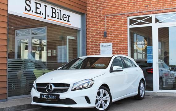 Mercedes A200 d 2,2 Business aut.