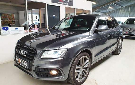 Audi SQ5 3,0 TDi 326 quattro Tiptr. Van