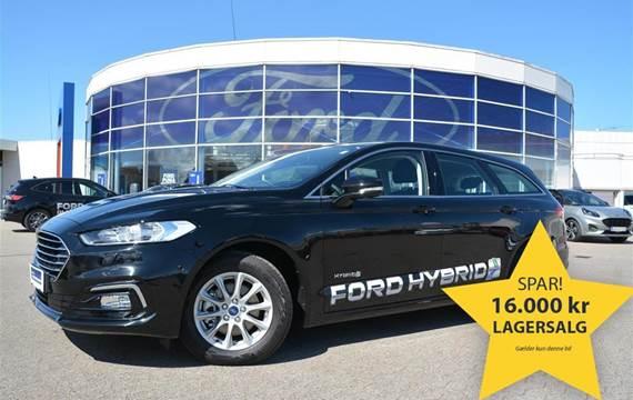Ford Mondeo 2,0 HEV Titanium  Stc 6g Aut.