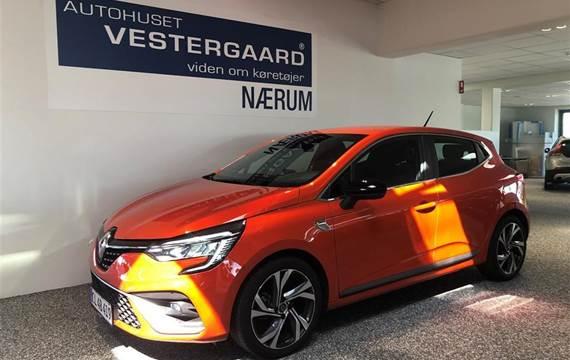 Renault Clio 1,0 TCE Intens  5d