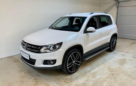 VW Tiguan 2,0 TDi 140 Sport & Style DSG 4M