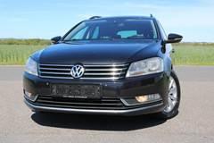 VW Passat 1,6 TDi 105 Comfortl. Vari. BMT