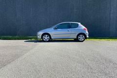 Peugeot 206 1,6 Performance S