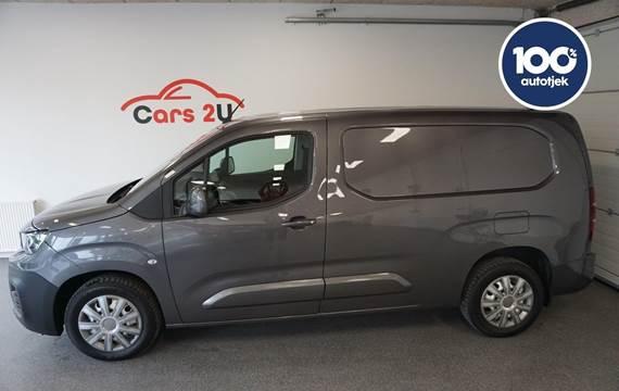 Peugeot Partner 1,5 BlueHDi 130 L2V2 Ultimate EAT8