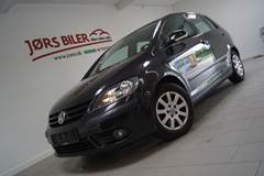 VW Golf Plus 2,0 TDi Comfortline