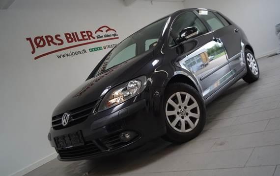 VW Golf Plus 2,0 TDi Comfortline