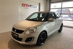 Suzuki Swift 1,2 16V Club  5d