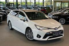 Toyota Avensis 2,0 D-4D T2 Executive TS