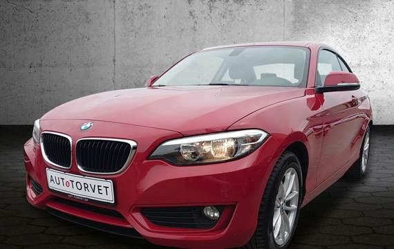 BMW 218d 2,0 Coupé