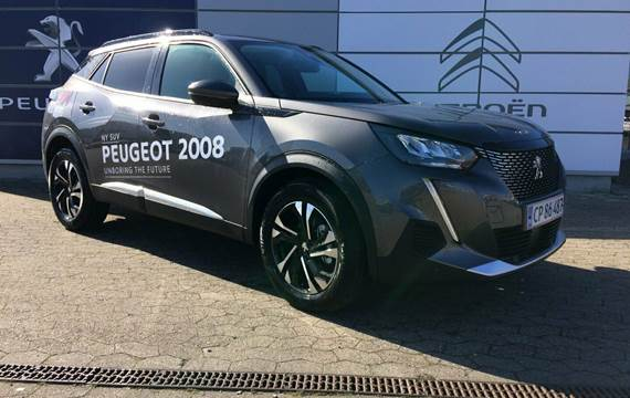 Peugeot 2008 1,5 BlueHDi 100 Allure Pack