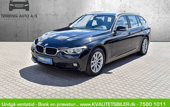 BMW 330d 3,0 Touring Executive aut.
