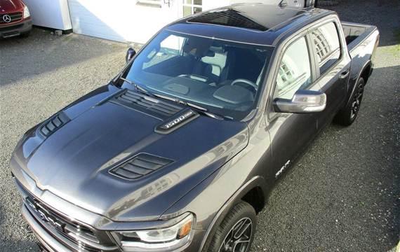 Dodge RAM 1500 5,7 Dodge Ram 1500 V8 Laramie CrewCab aut. 4x4