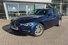 BMW 320d 2,0 Touring  D Steptronic  Stc 8g Aut.