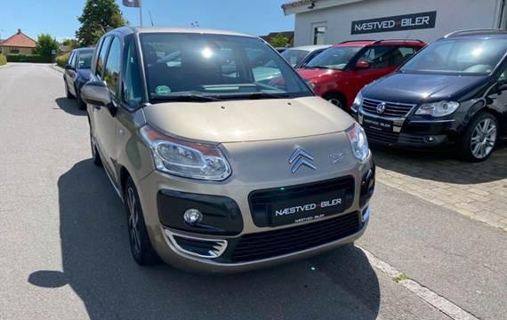 Citroën C3 Picasso 1,6 HDi 110 Seduction