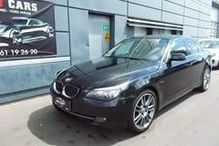 BMW 525d 3,0 Steptr.