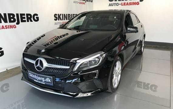 Mercedes A200 d 2,2 aut.