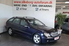 Mercedes C270 2,7 CDi Elegance stc. aut.