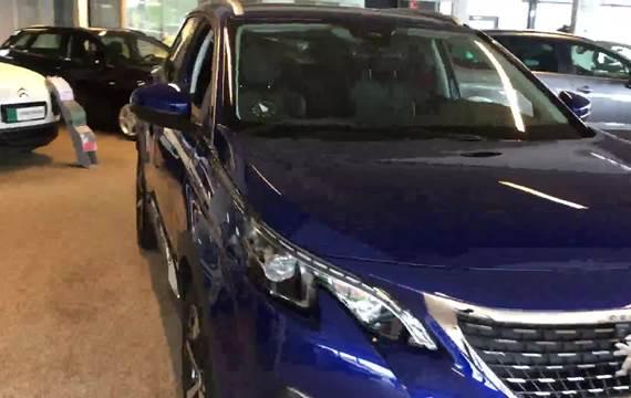 Peugeot 3008 1,6 BlueHDi 120 Allure EAT6 Grip