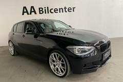 BMW 120d 2,0 Sport Line