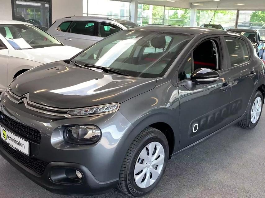 Citroën C3 1,2 PT 82 Feel