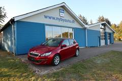 Peugeot 308 1,6 BlueHDi 120 Style Limited Sky