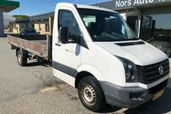VW Crafter 2,0 TDi 136 Chassis m/lad K