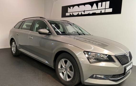 Skoda Superb 2,0 TDi 150 Ambition Combi DSG