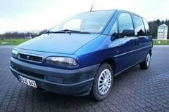 Fiat Ulysse 2,0 I.E. 7prs