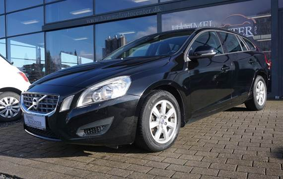Volvo V60 1,6 D2 115 Kinetic aut.