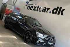 Mercedes C63 6,3 AMG stc. aut. Van