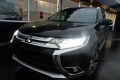 Mitsubishi Outlander 2,2 DI-D 150 Instyle aut. 4WD 7prs
